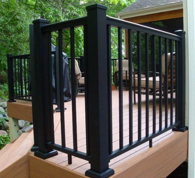 Aluminum Porch Railing Systems