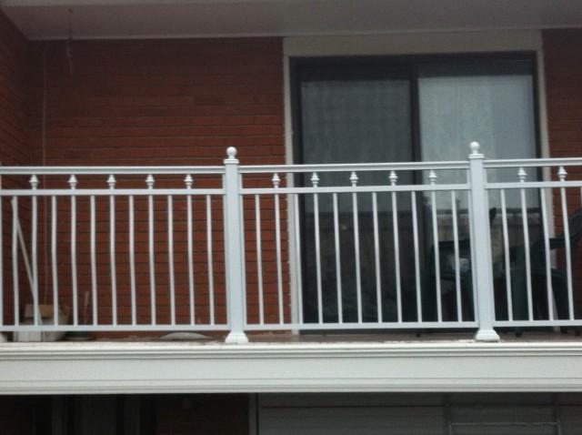 Aluminum Porch Railings Toronto