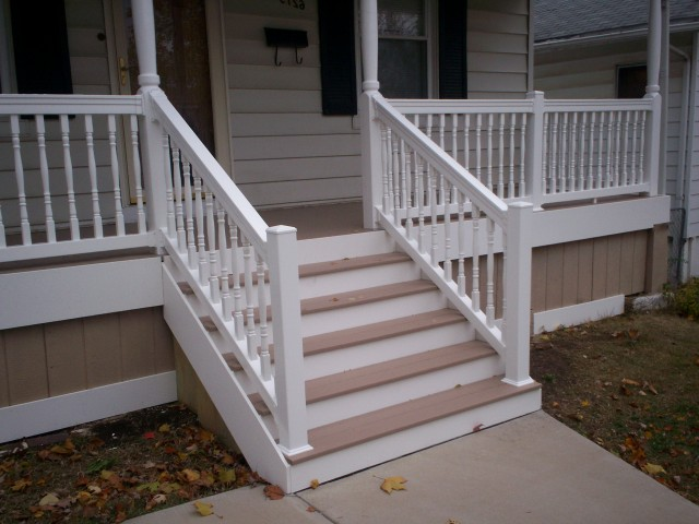 Front Porch Columns And Railings