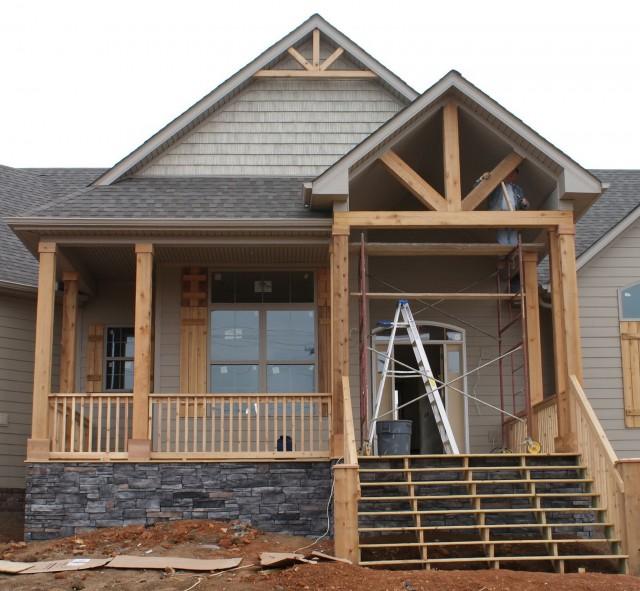 Front Porch Columns Ideas