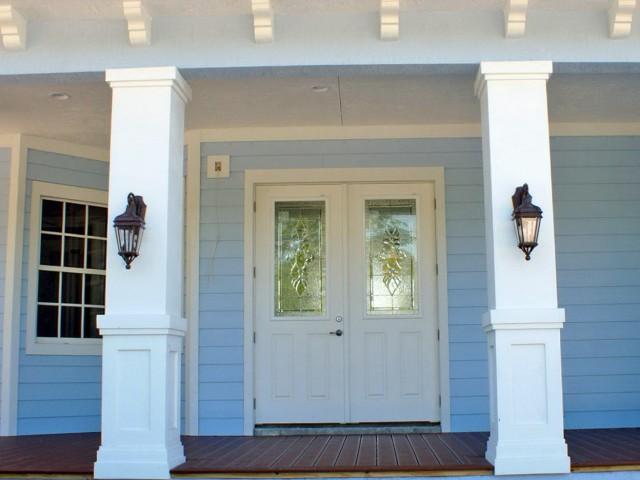 Front Porch Columns Pictures