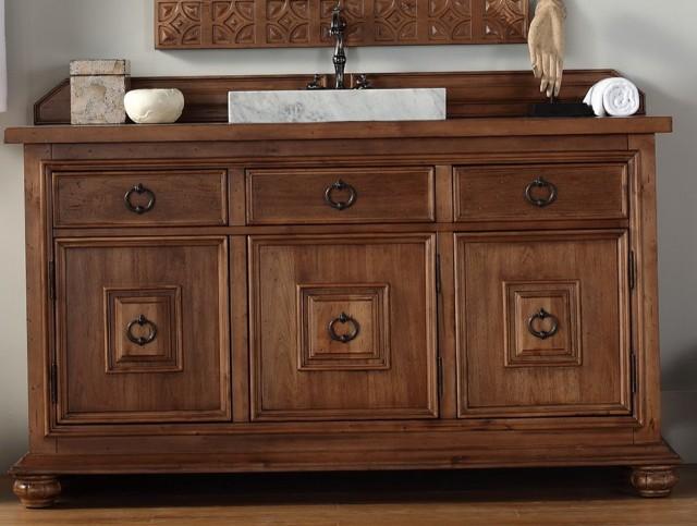 60 Inch Vanity Cabinet