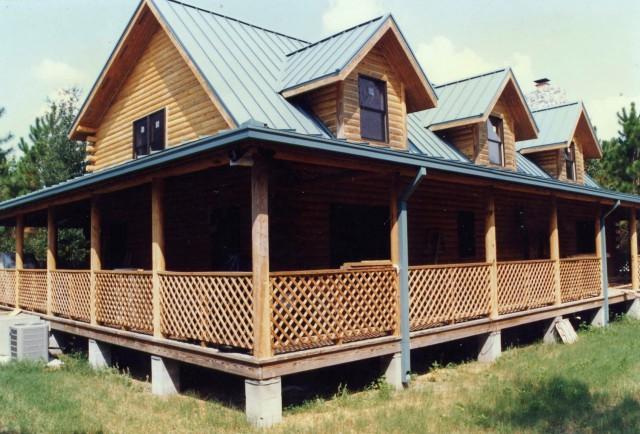 Farmhouse Floor Plans Wrap Around Porch