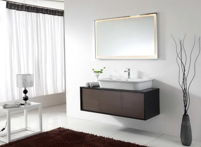 Wall Hung Vanity Plumbing