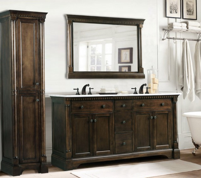 60 Inch Bathroom Vanity Double Sink Home Depot