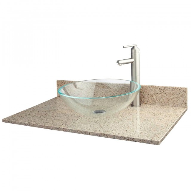 Granite Vanity Top With Sink