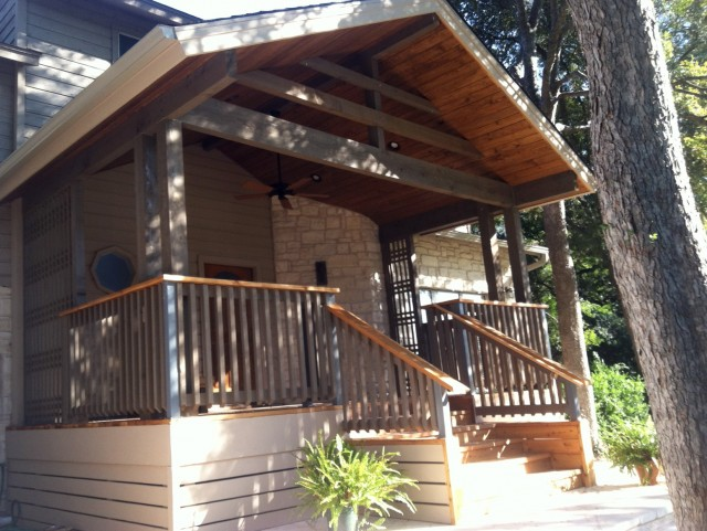 Ranch House Designs With Front Porch