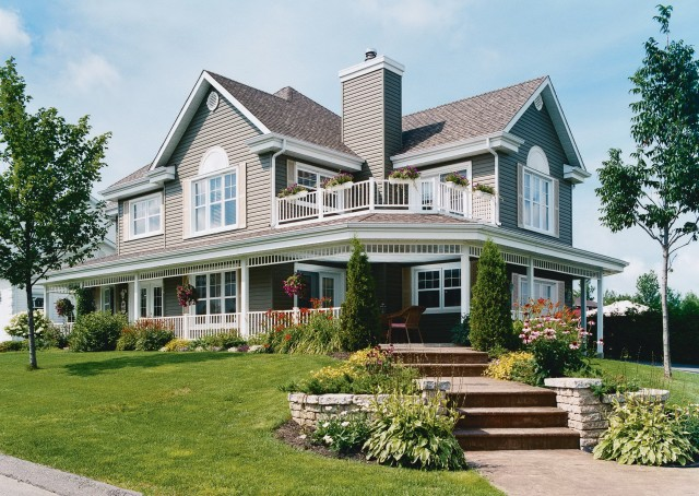 Country Home Designs With Wrap Around Porch