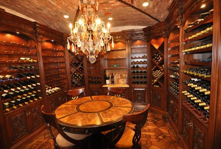 Permalink to Luxury Home Wine Cellars