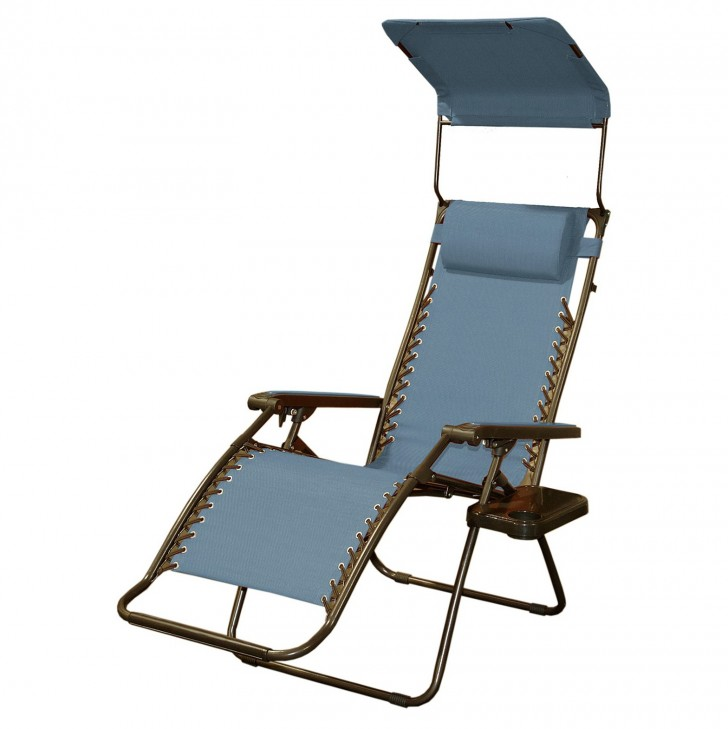 Permalink to Zero Gravity Chaise Lounge With Canopy