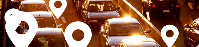 traceur GPS voitures autoroute