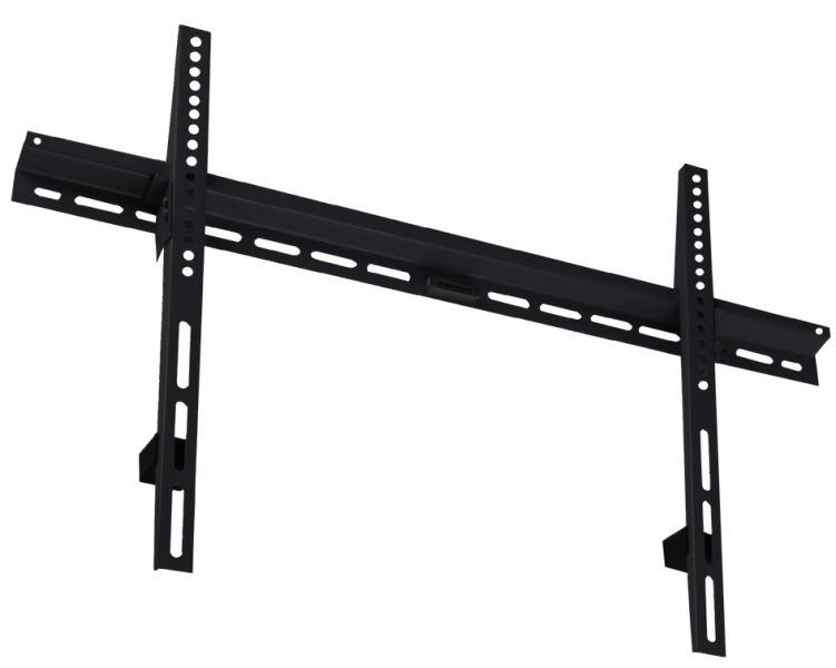 shiverpeaks BASIC-S Support mural pour écran TV plat, noir