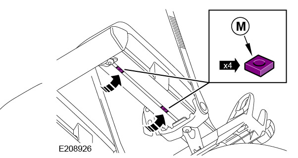 LAND ROVER ACCESSORY FITTING INSTRUCTIONS