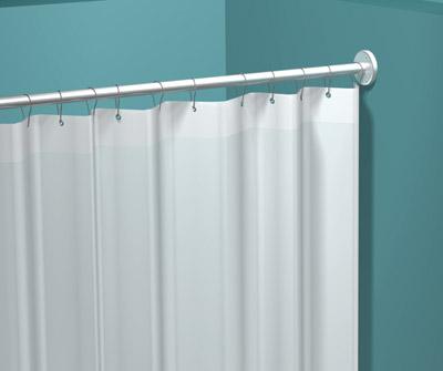 american specialties 1200 v48 48 x 72 white vinyl shower curtain