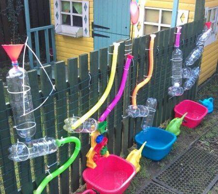 Come creare uno spazio per bambini in giardino  Accessori