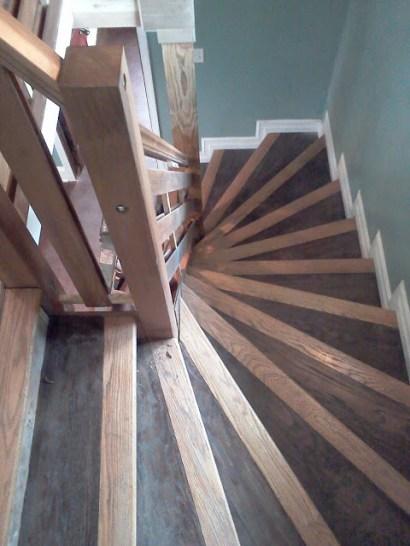 Kols Winder Staircase  Accessory Dwellings