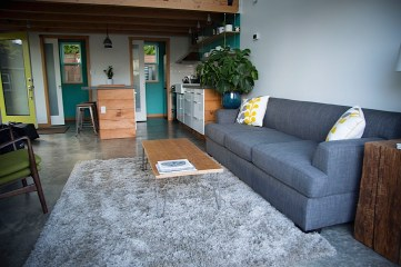 Chamberlin-Lohman ADU Living & Loft