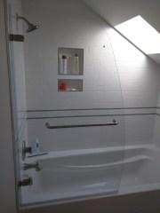 Satish's ADU Skylight in Shower