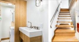 Zenbox Design ADU 2 Bath & Stairs