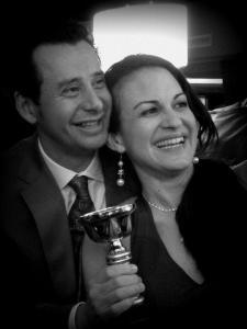 Daniela Borgialli and Rommel Oramas 2012 Tango Championships