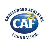 Logo for Challenged Athletes Foundation