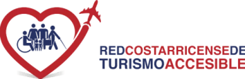 Logo for Red Costa Rica Turismo Accesible