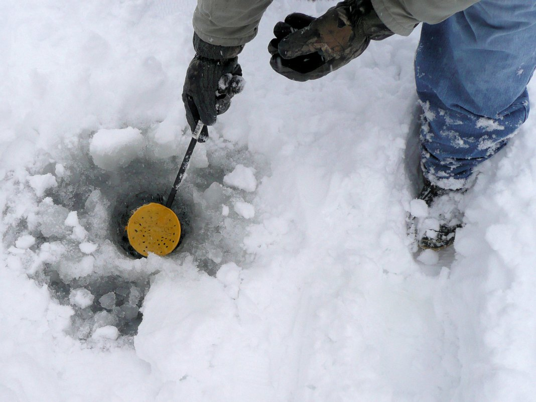 Ice Fishing (Per Verdonk)