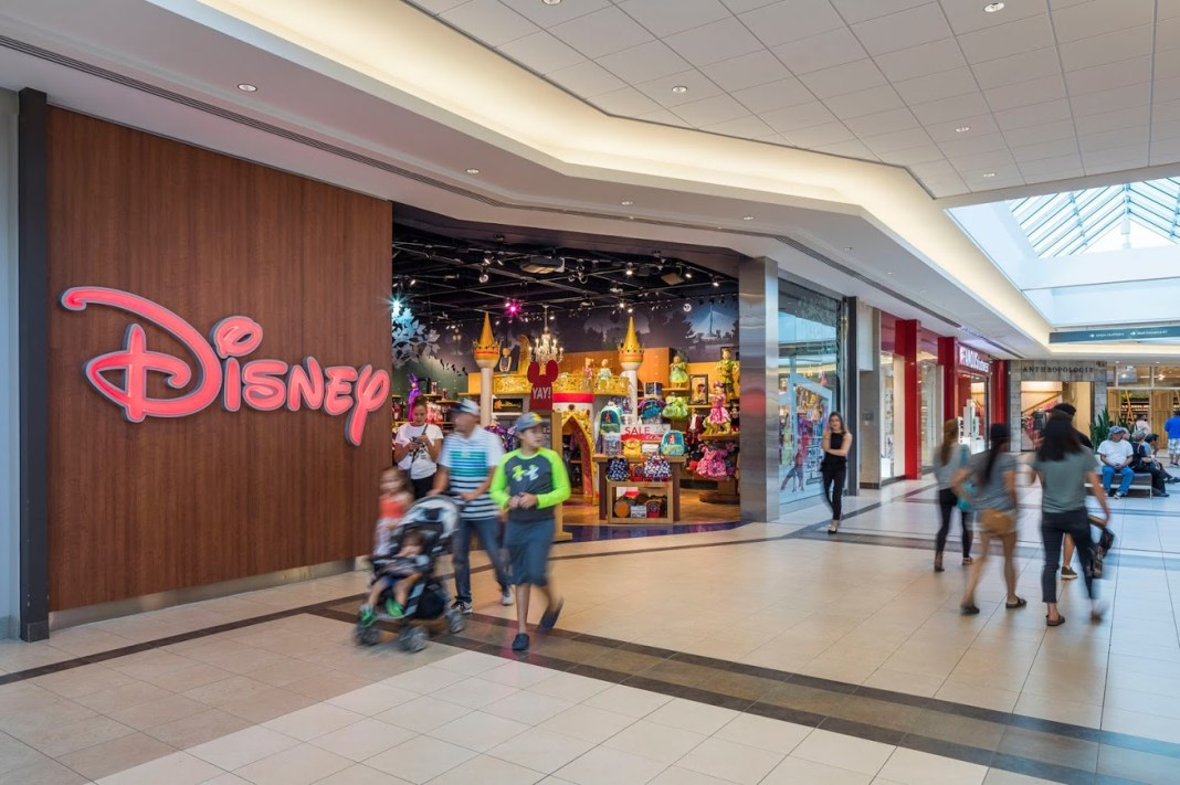 Disney Store Winnipeg