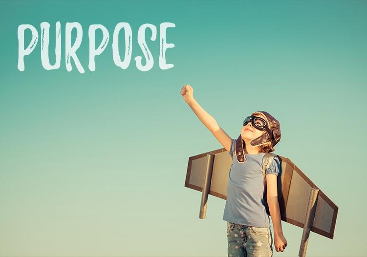 Purpose kid