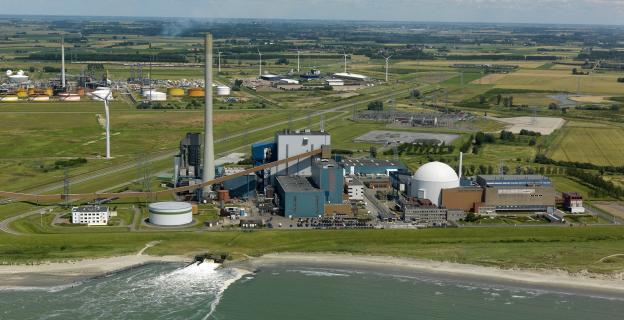 Borssele Nuclear Reactor