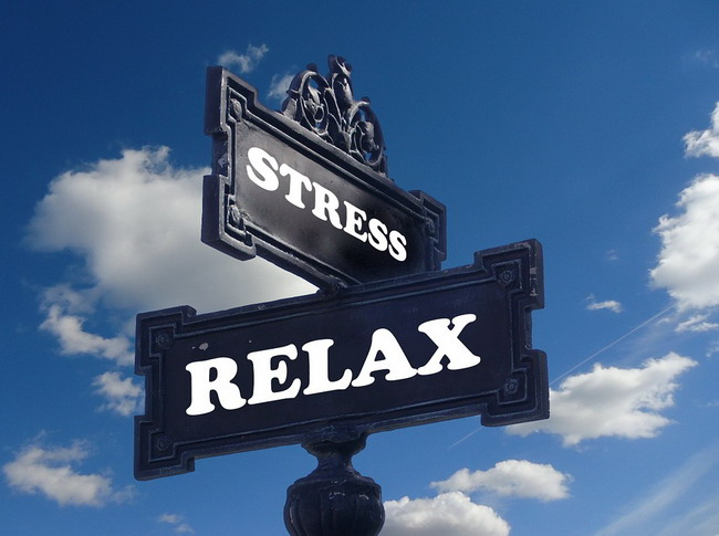 What Are You Doing To Counter Your Work Stress?