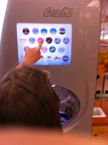 freestyle soda machine