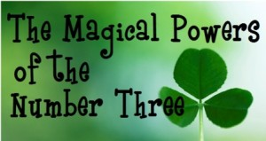 Magical Powers of Three