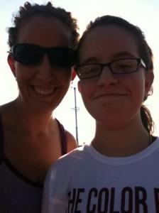 Mom vs Kid Sprints