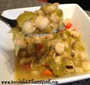 Verde Chicken Stew