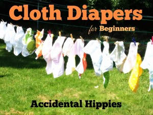 Want to #clothdiaper but don't know where to start? Check out these handy beginner guides!