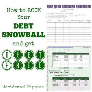 We paid off $24000 in debt in one year using the Debt Snowball. Here are the two FREE TOOLS we used to help us keep track of our payments. When you're in debt, your money works for someone else. When you owe nothing, your money can work for YOU. Live like no one else! #debtfree #financialpeace #debtsnowball