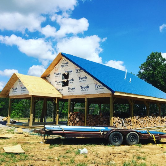 """Should you build a tiny house or a smaller """"big"""" house instead? Read about why we chose small over """"tiny"""" and how you can choose for yourself"""