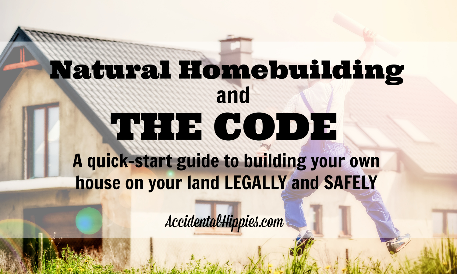Want to build a cordwood, strawbale, cob, or earthship home? Check here first for info on how to build LEGALLY and SAFELY #naturalbuilding #cordwood #strawbale #earthship