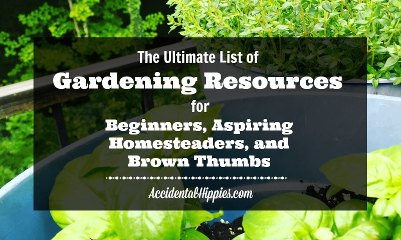 31 Awesome Online Gardening Resources for Beginners