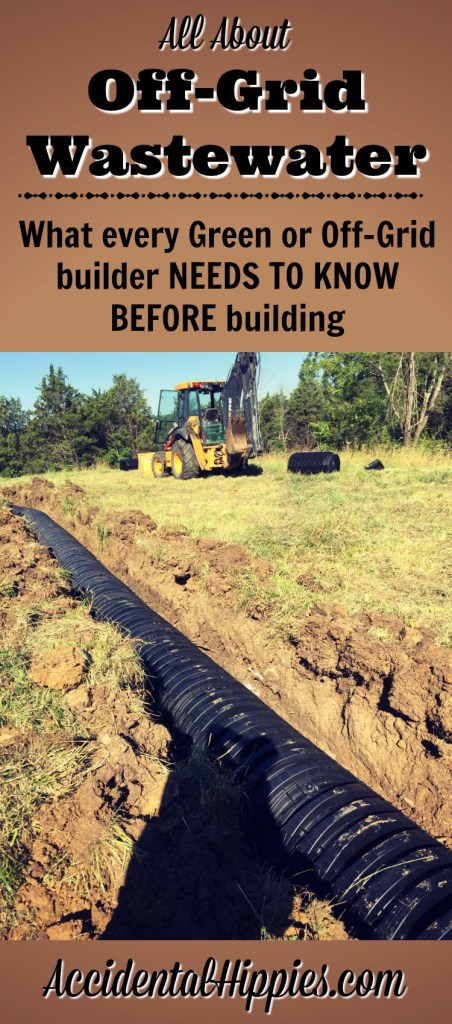 Dealing with wastewater isn't a pretty subject, but it's one of the most important things to consider when building an off-grid or green home. Find out your options (plus the one thing that might surprise you)