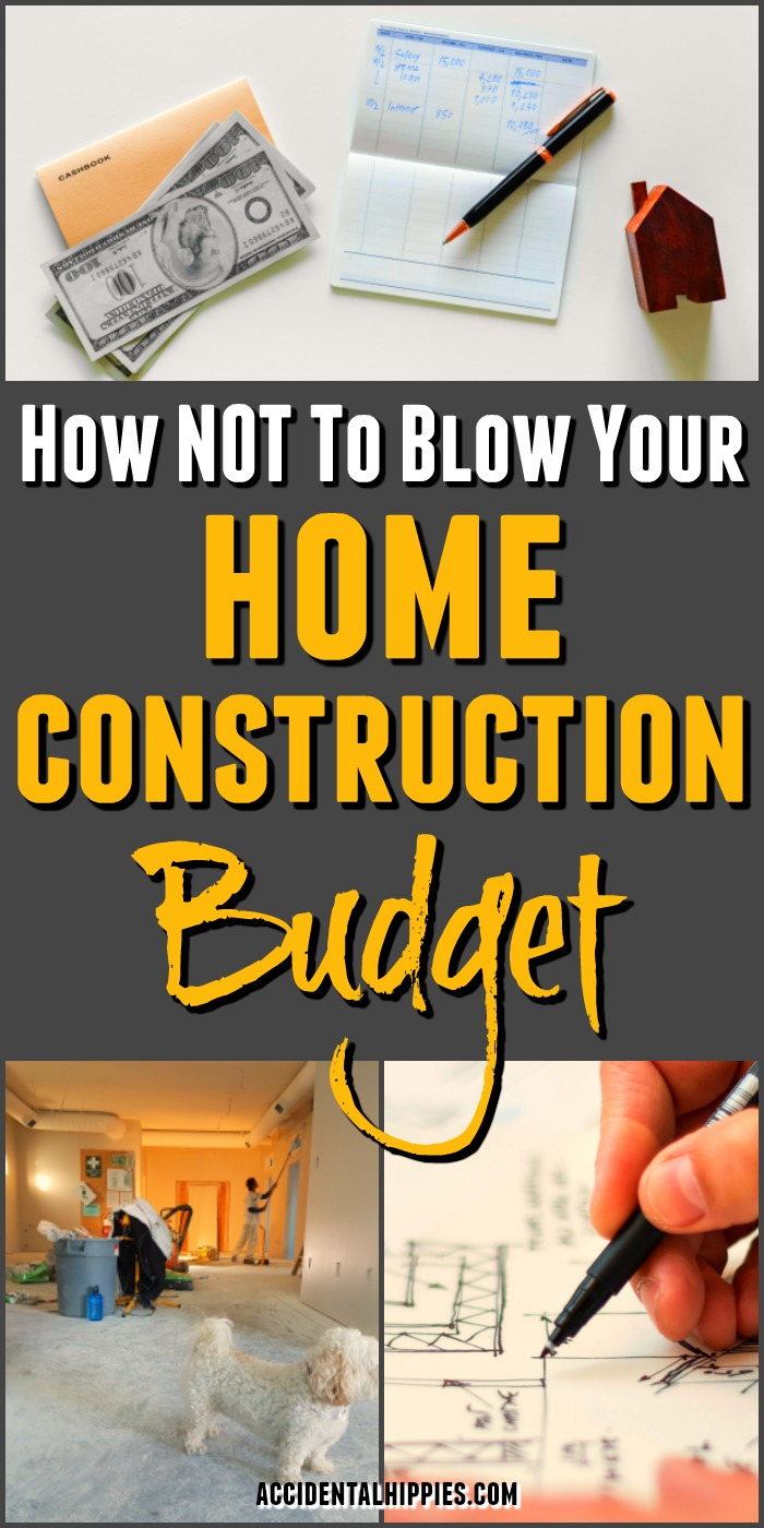 Tough lessons we learned from building our own home from scratch. Whether you're building a tiny house or several thousand square feet, it's important to know how to budget. Every build is different, so check out these six real reasons you might blow your house budget (from our experiences and from our building inspector) to plan ahead so it doesn't happen to you. #buildahouse #ownerbuilder #homebuilding #homebuildingbudget #homefinancing #housefromscratch #buildyourownhouse