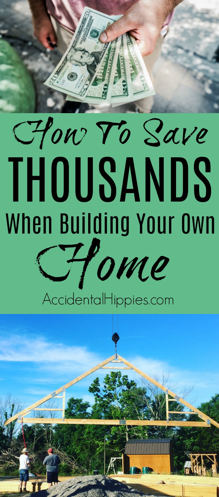 10 ways to save thousands of dollars building your own for Save money building a house