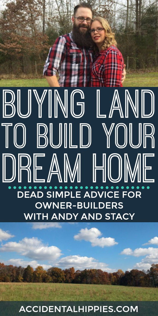 This couple bought raw land to build a pole barn house. Why? It's not just for the sake of building a dream home, it's to build THE DREAM. Their advice on building a debt-free home and a meaningful life for you and your kids. If you're planning to build a home you need their advice to do it the smart way.
