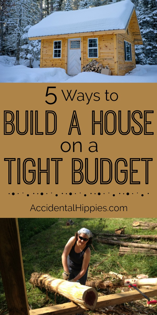 Building a house on a tight budget can be daunting, but there are some simple ways to do it. Is there a particular method that is cheapest to build with? Is it always cheaper to build with a natural building method? Read here to find out. #buildahouse #buildahomestead #naturalbuilding #cheapwaystobuild #ownerbuilder