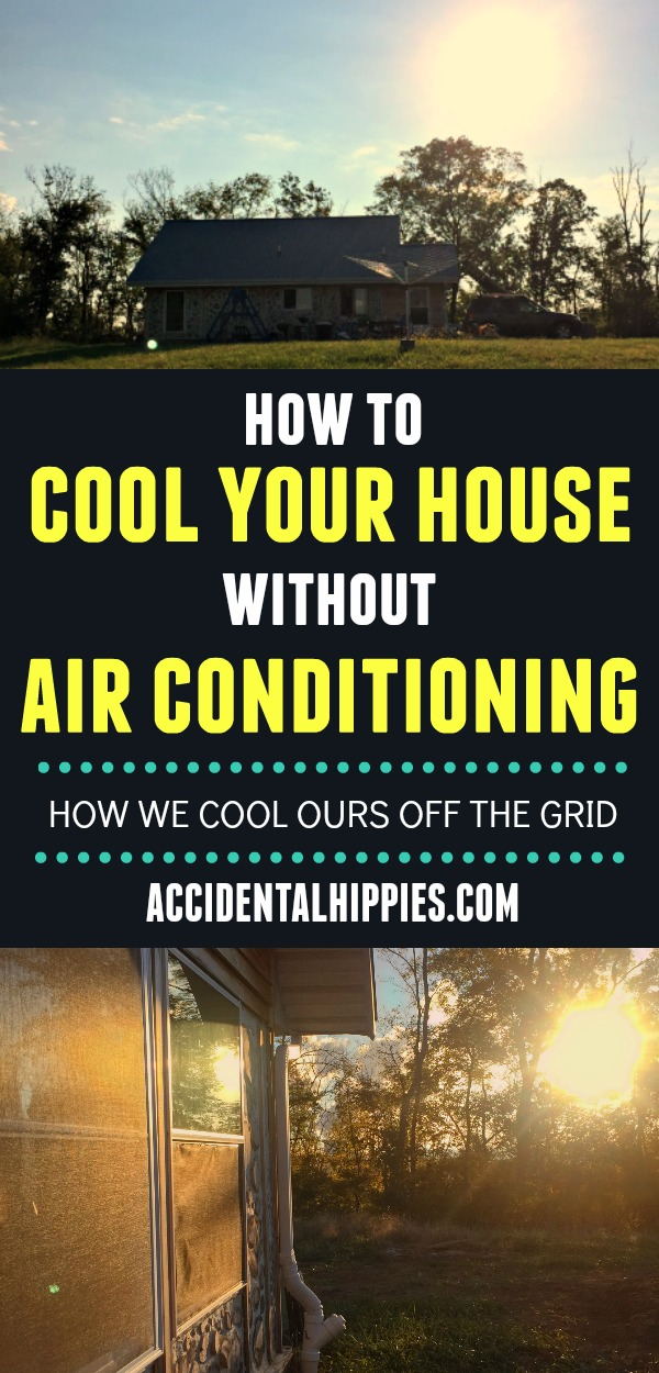How to keep your house cool without air conditioning