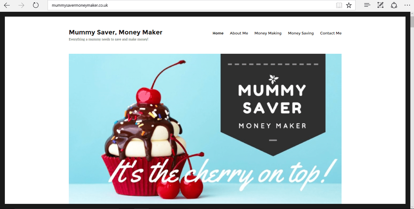 mummy saver money maker