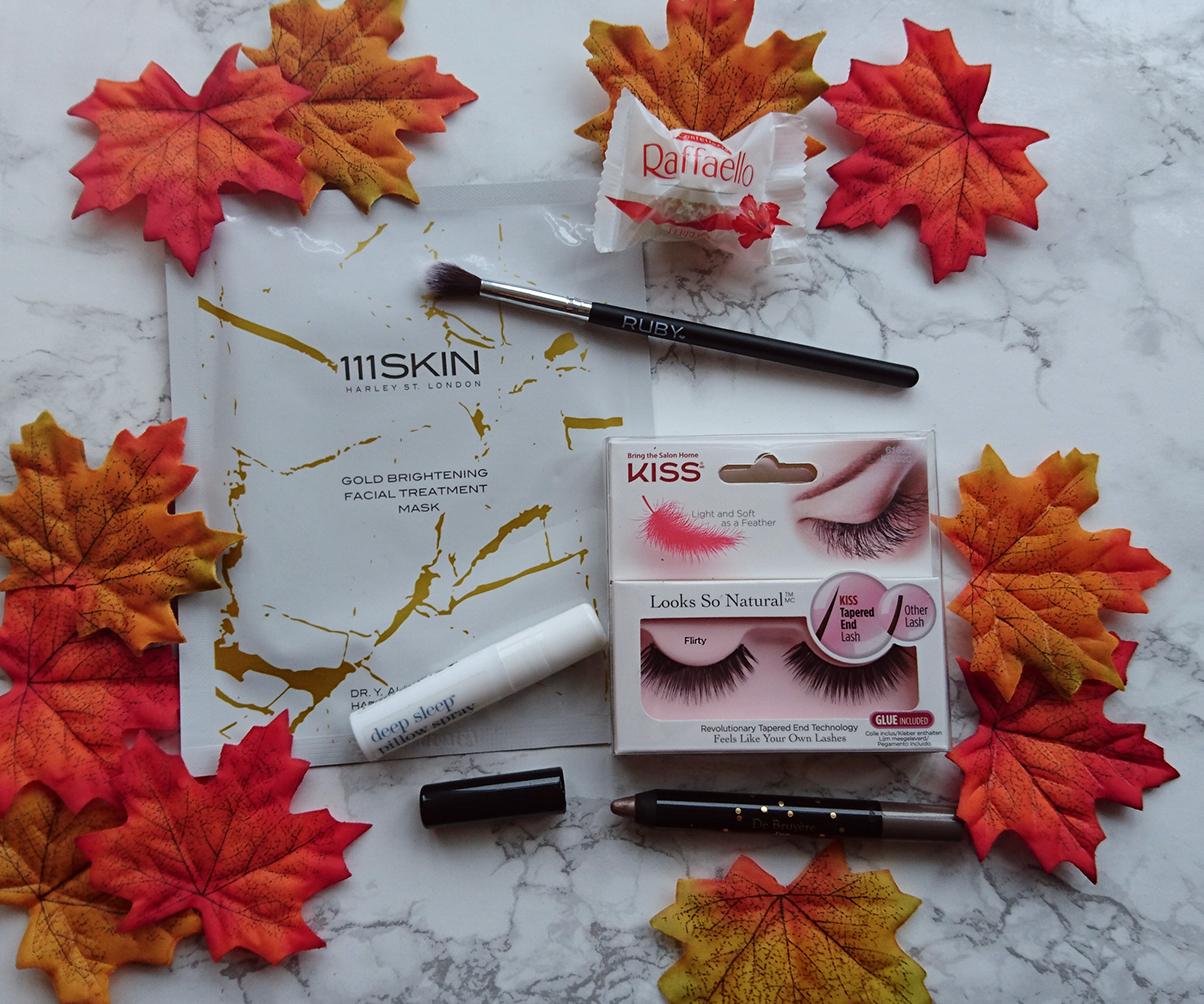 November Glossybox Unboxing & November Discount Code