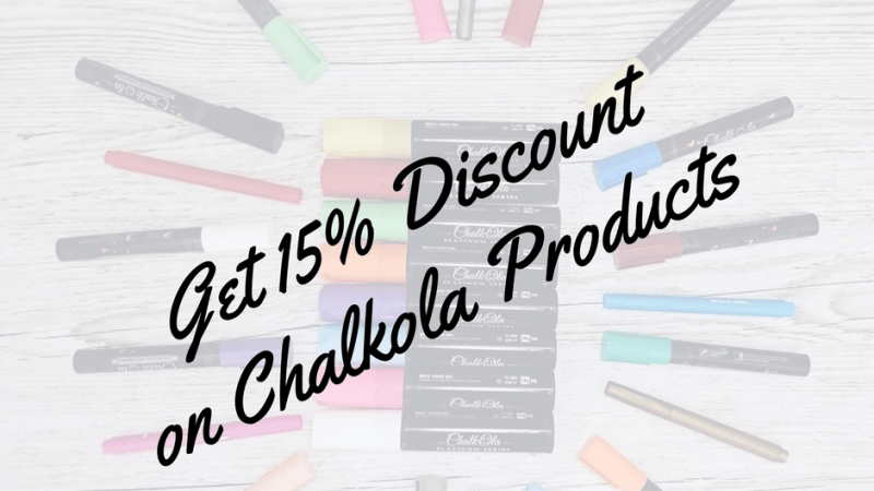 Chalkola – The Must-Have Chalk Markers for all Crafty Mummies