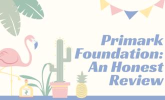 Primark foundation